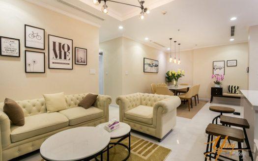 Apartment Vinhomes Central Park For Rent